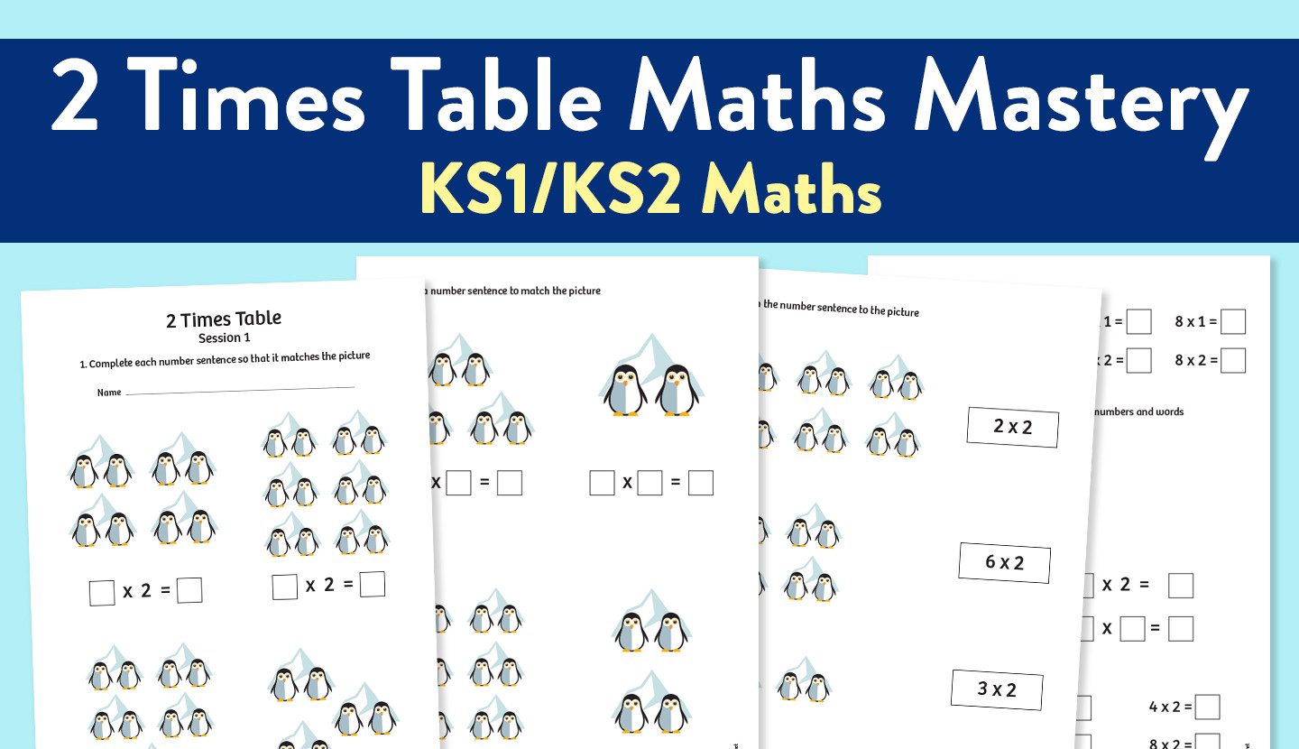3 Times Table Worksheet