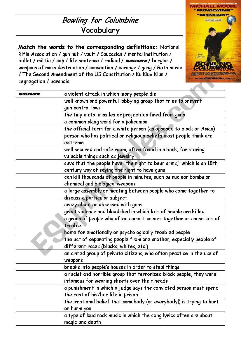 Anatomy Of the Constitution Worksheet