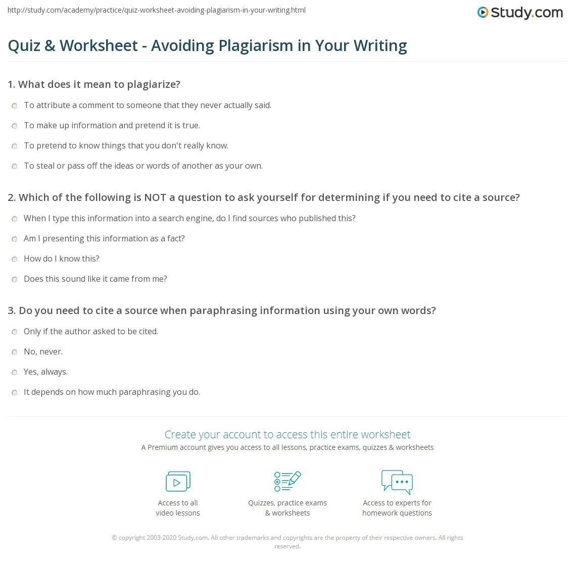 Density Worksheet Answer Key