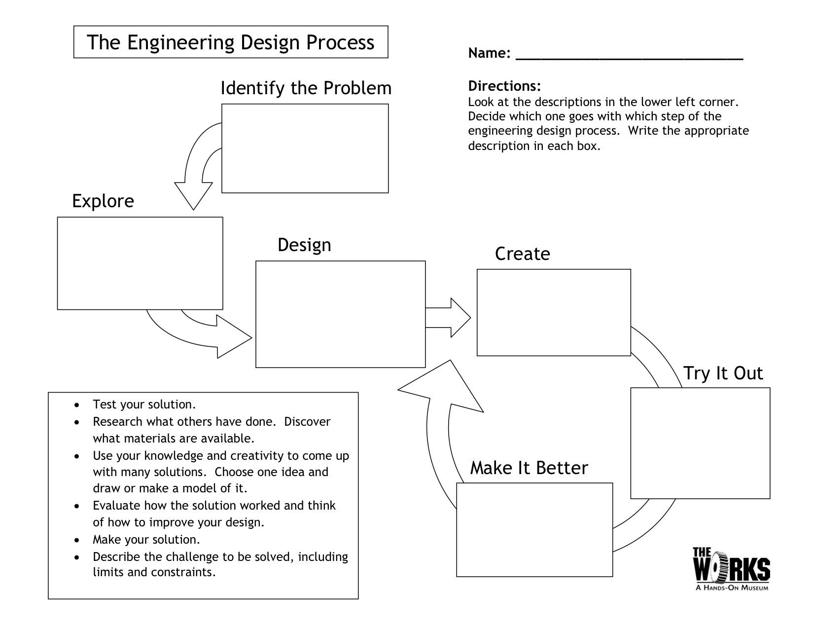 30 Engineering Design Process Worksheet Pdf | Education ...