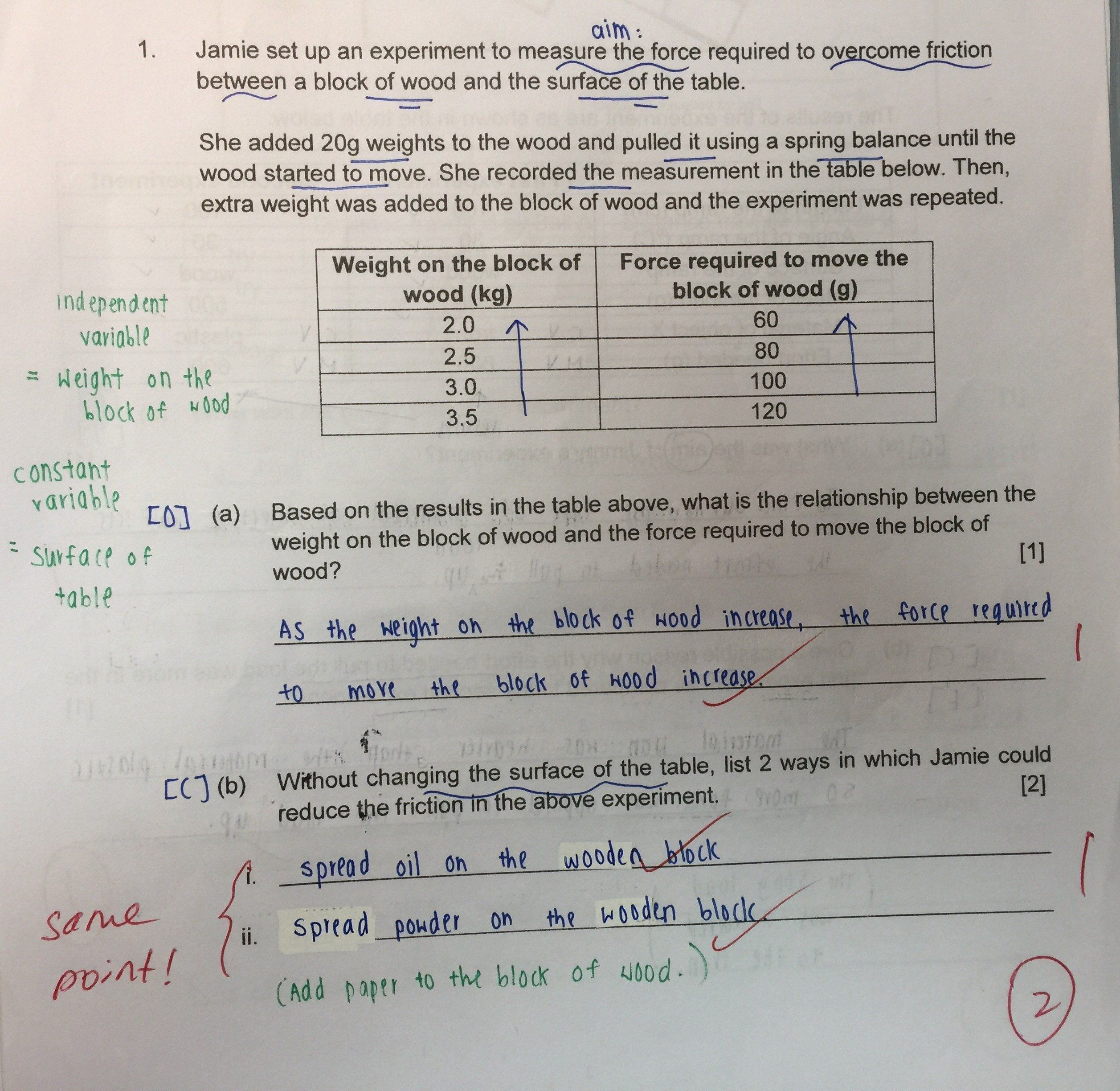 Pin on Accuracy Worksheet Answer Key