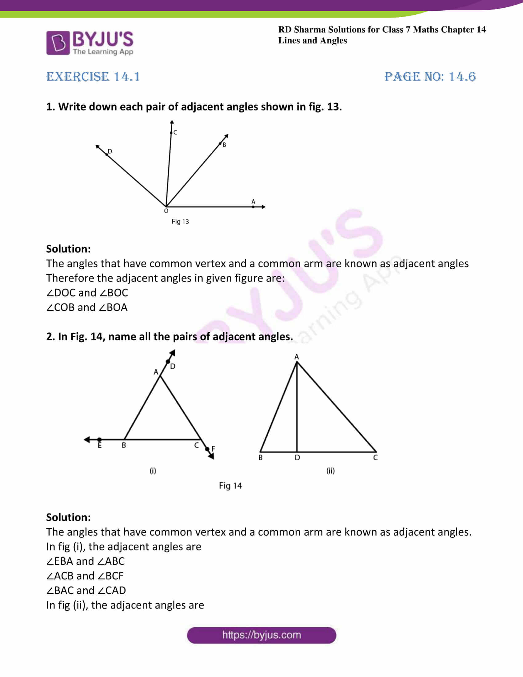 Measuring Angles Worksheet Pdf