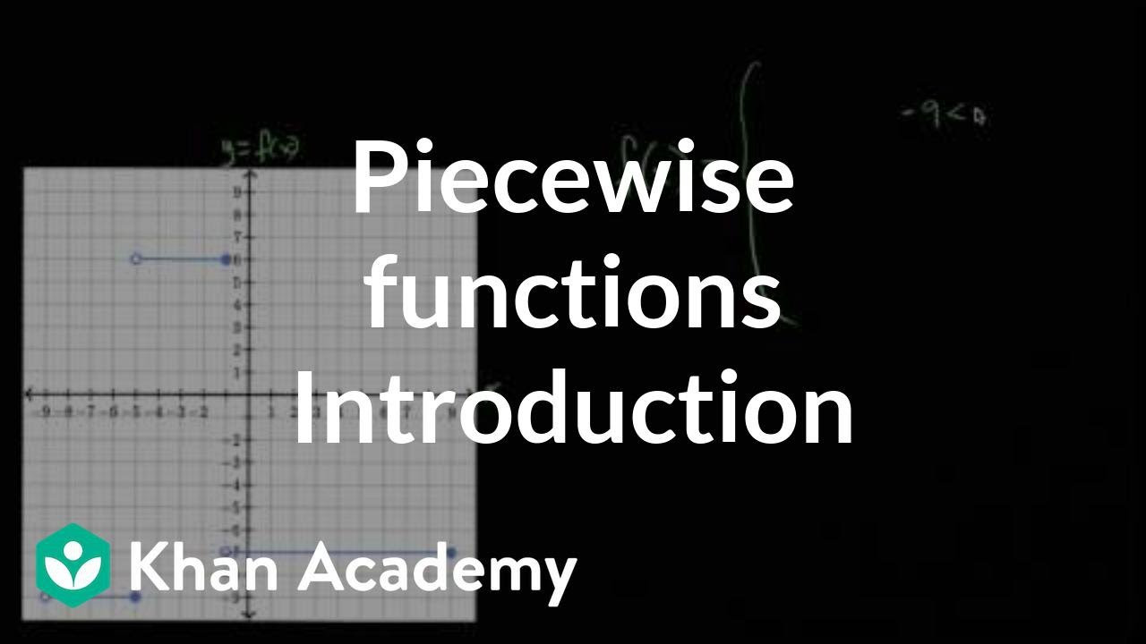 Piecewise Functions Worksheet Answer Key - Education Template