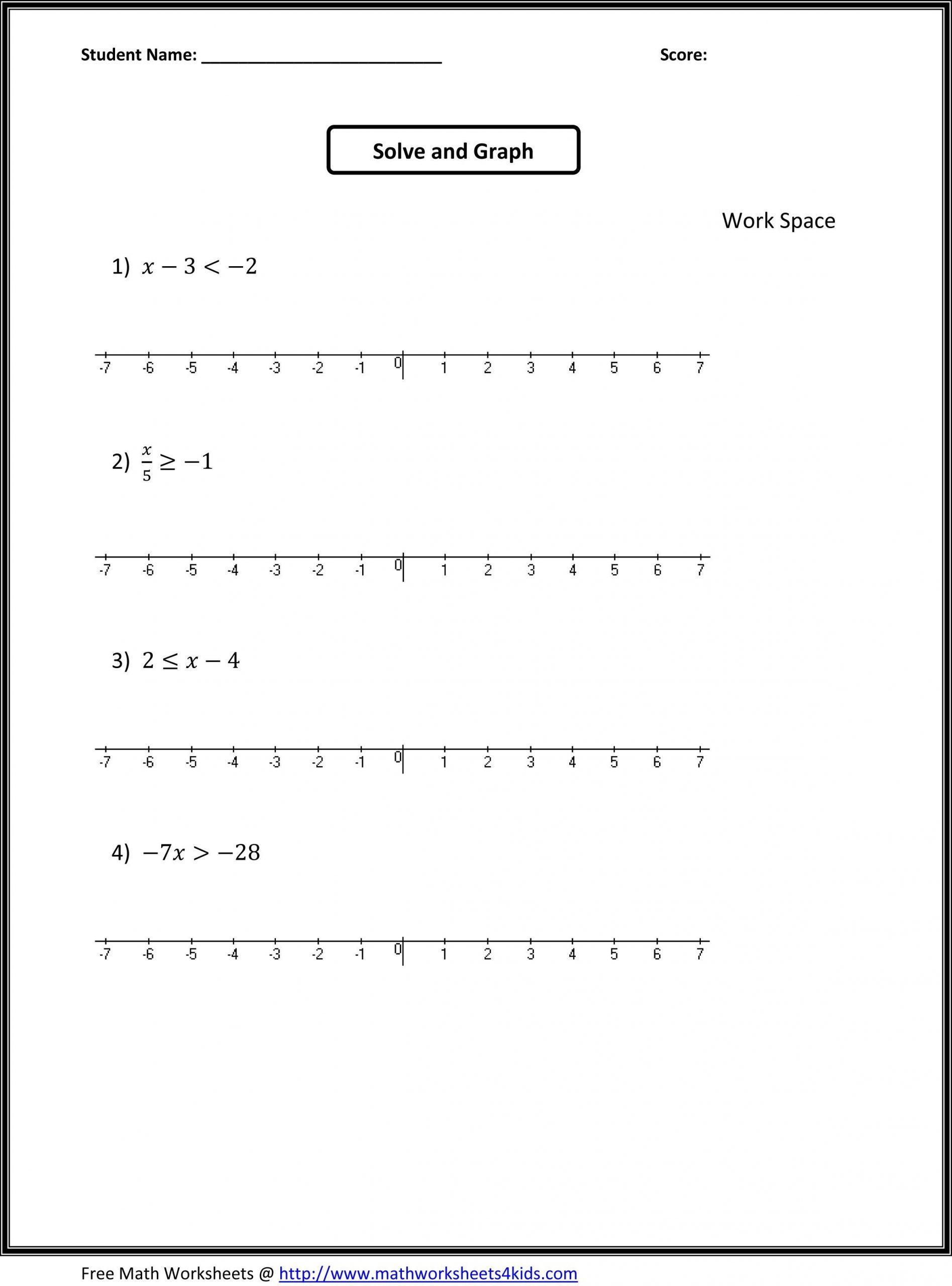 Proportions Worksheet 6th Grade