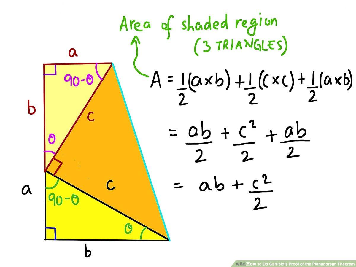 Pythagorean theorem Worksheet Answer Key