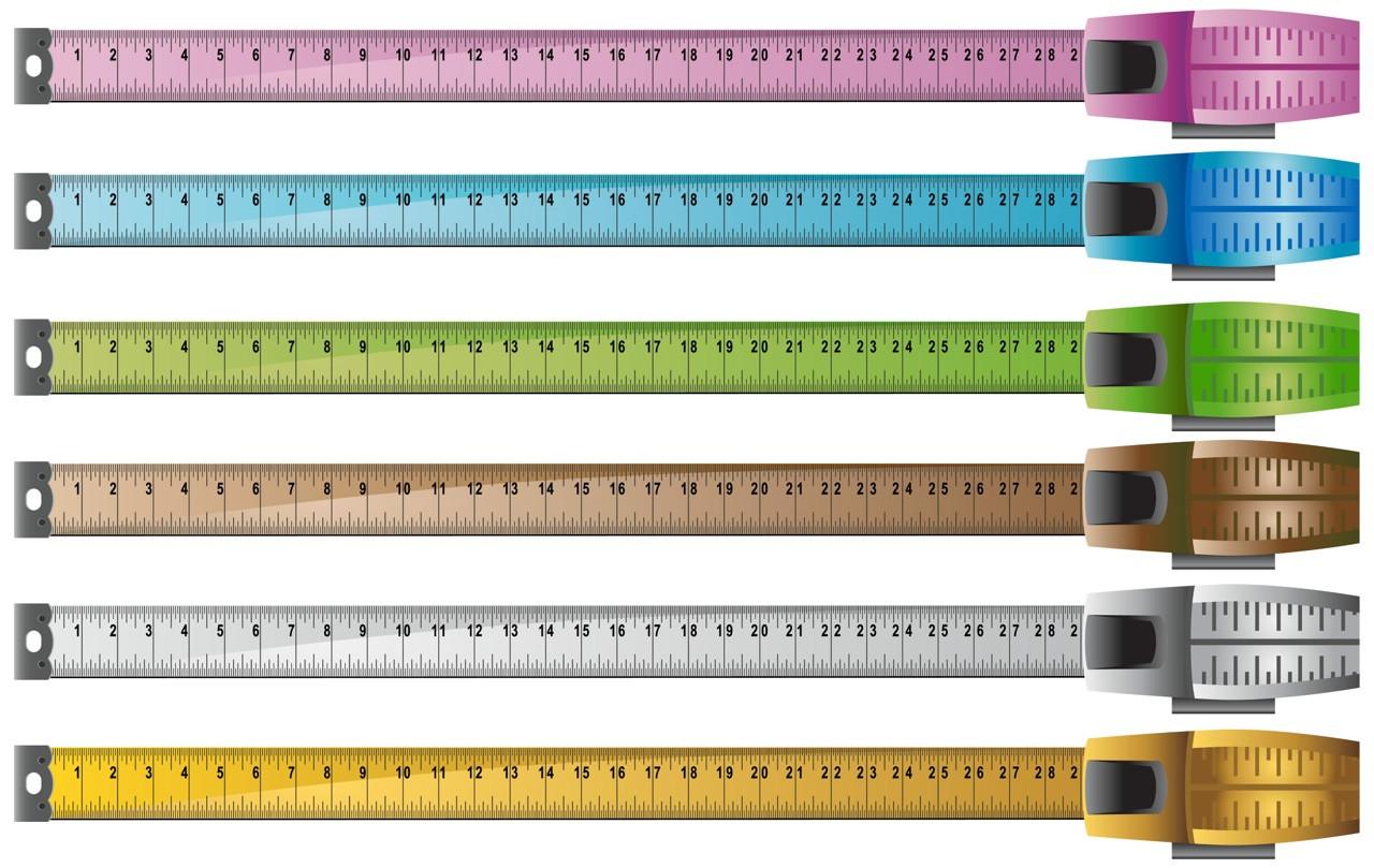 Reading A Tape Measure Worksheet