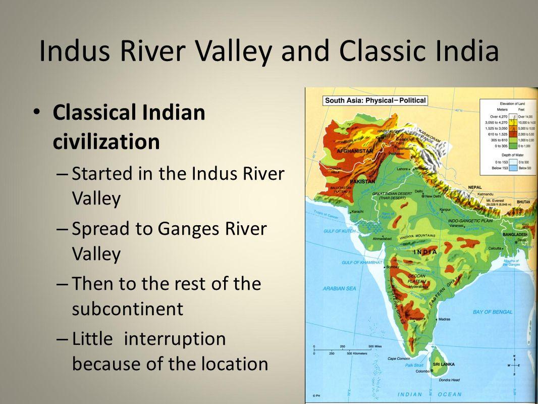 River Valley Civilizations Worksheet