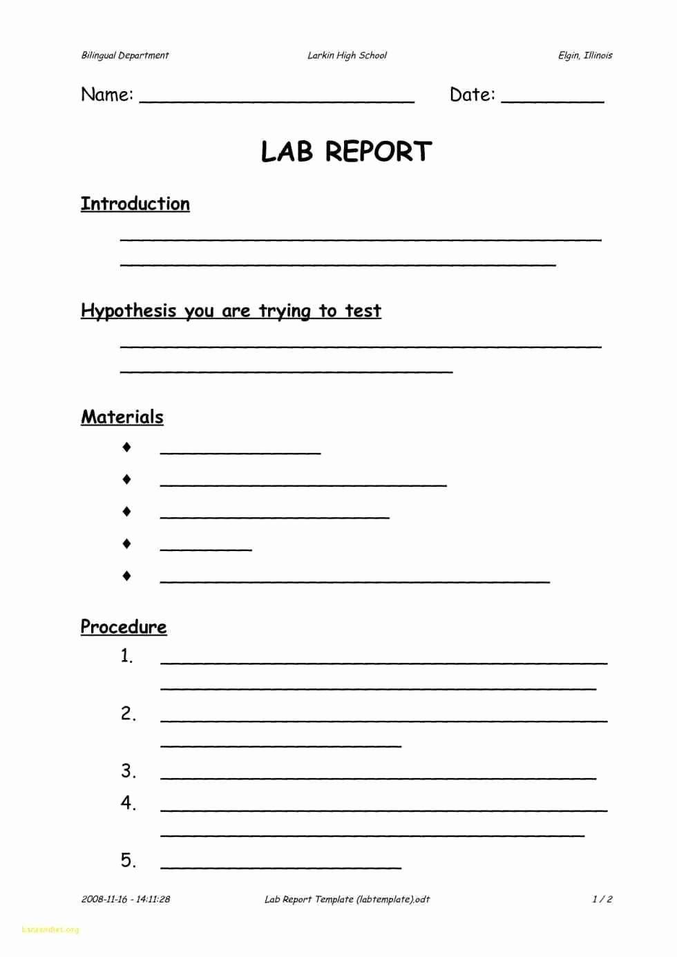 Scientific Method Worksheet Middle School