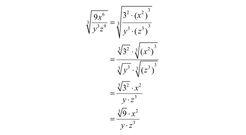 Simplifying Radicals Worksheet Algebra 1