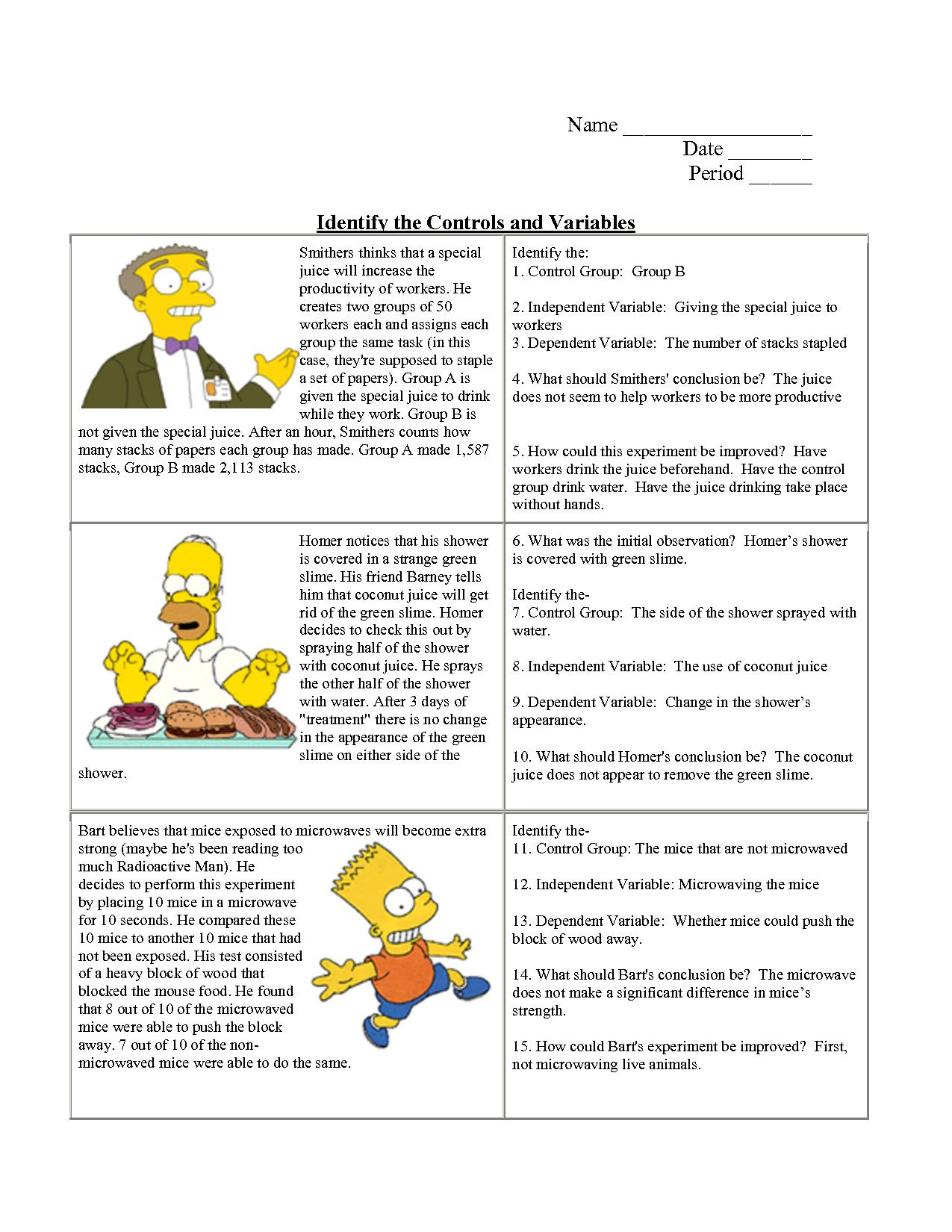 Skills Worksheet Critical Thinking Analogies