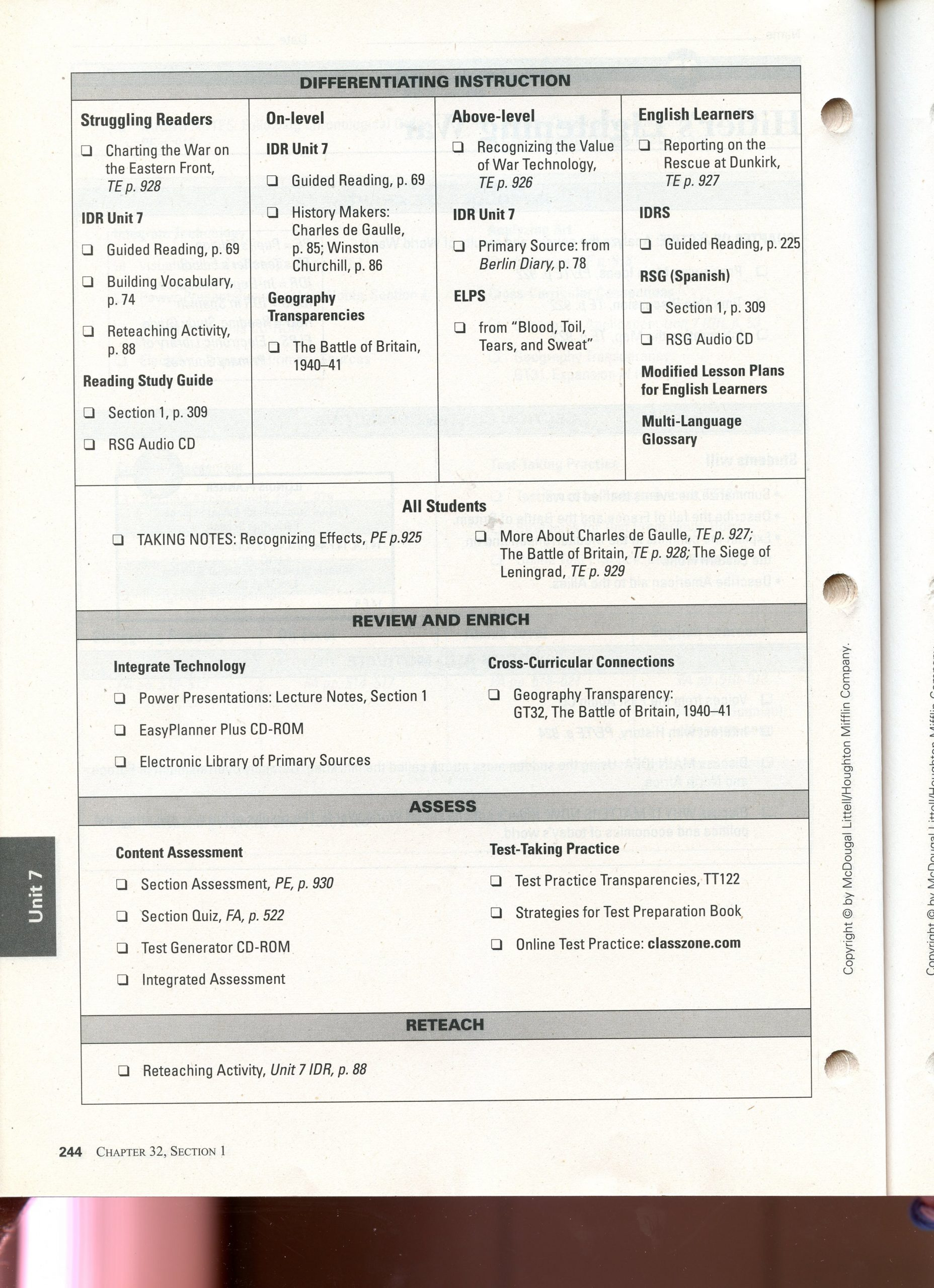 The Enlightenment Worksheet Answers