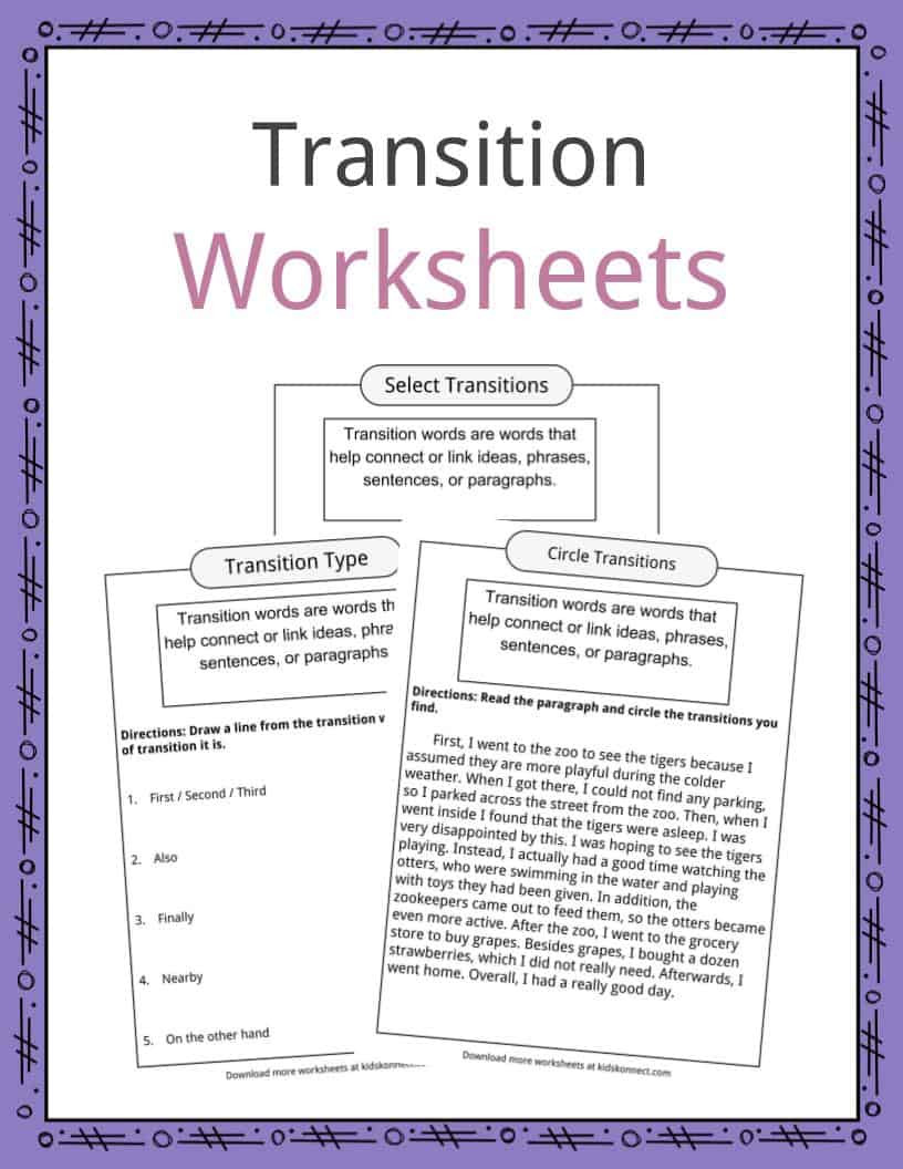 The Language Of Science Worksheet