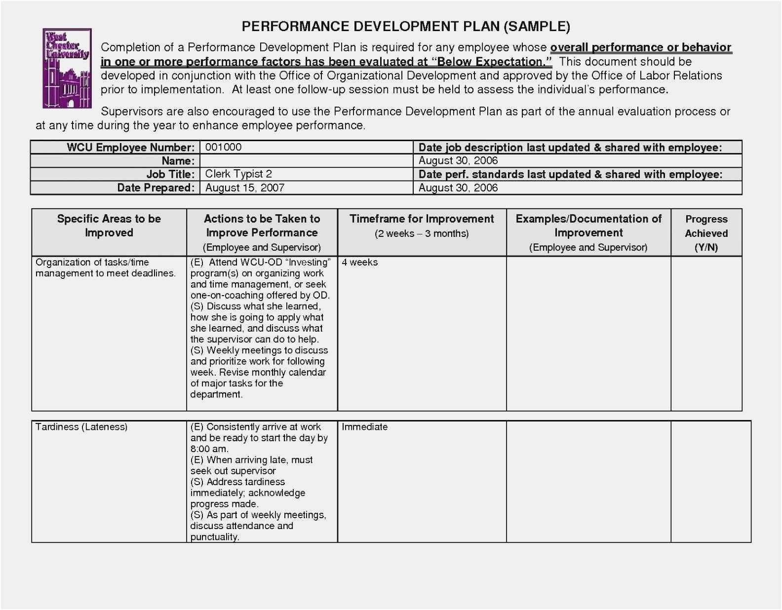 Time Management Worksheet Pdf