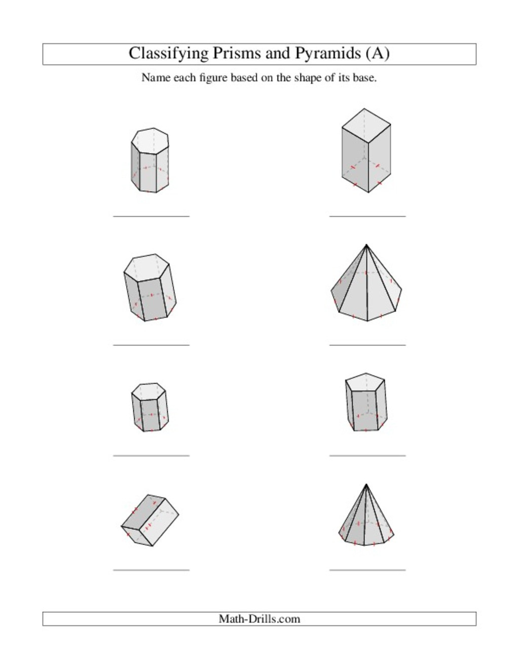 30 Volume Of Prism Worksheet   Education Template