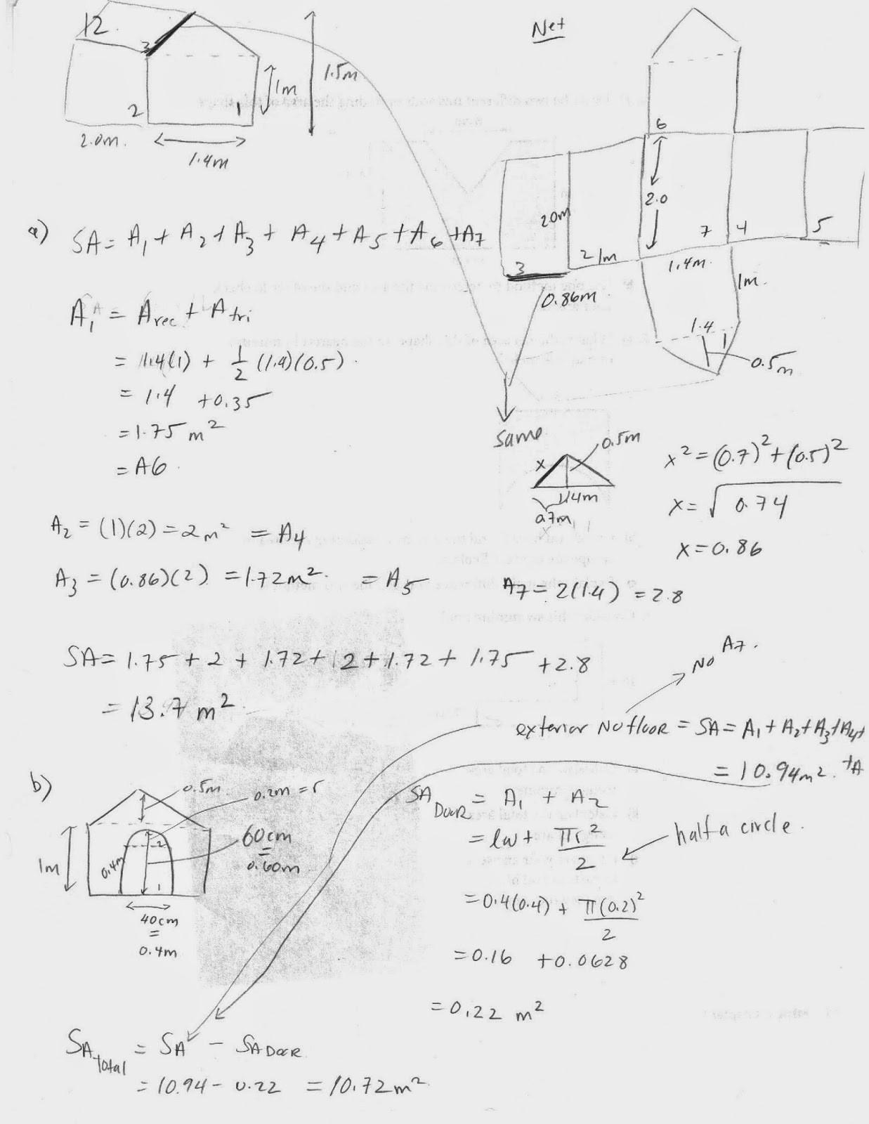 Volume Of Sphere Worksheet