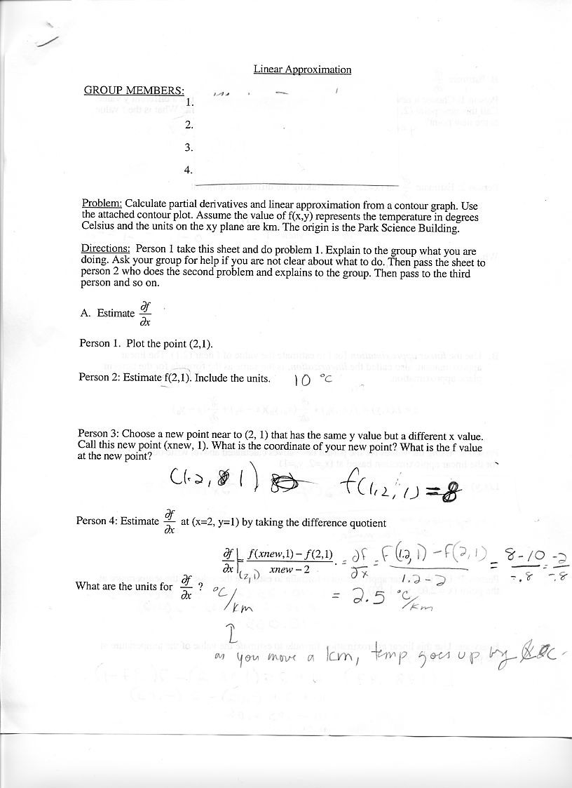Acceleration Worksheet with Answers