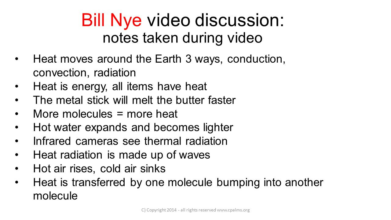 Bill Nye atoms Worksheet