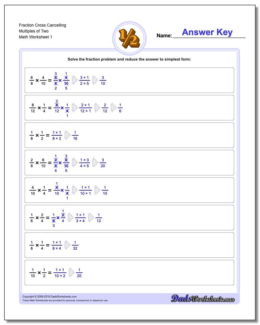 Cross Section Worksheet 7th Grade
