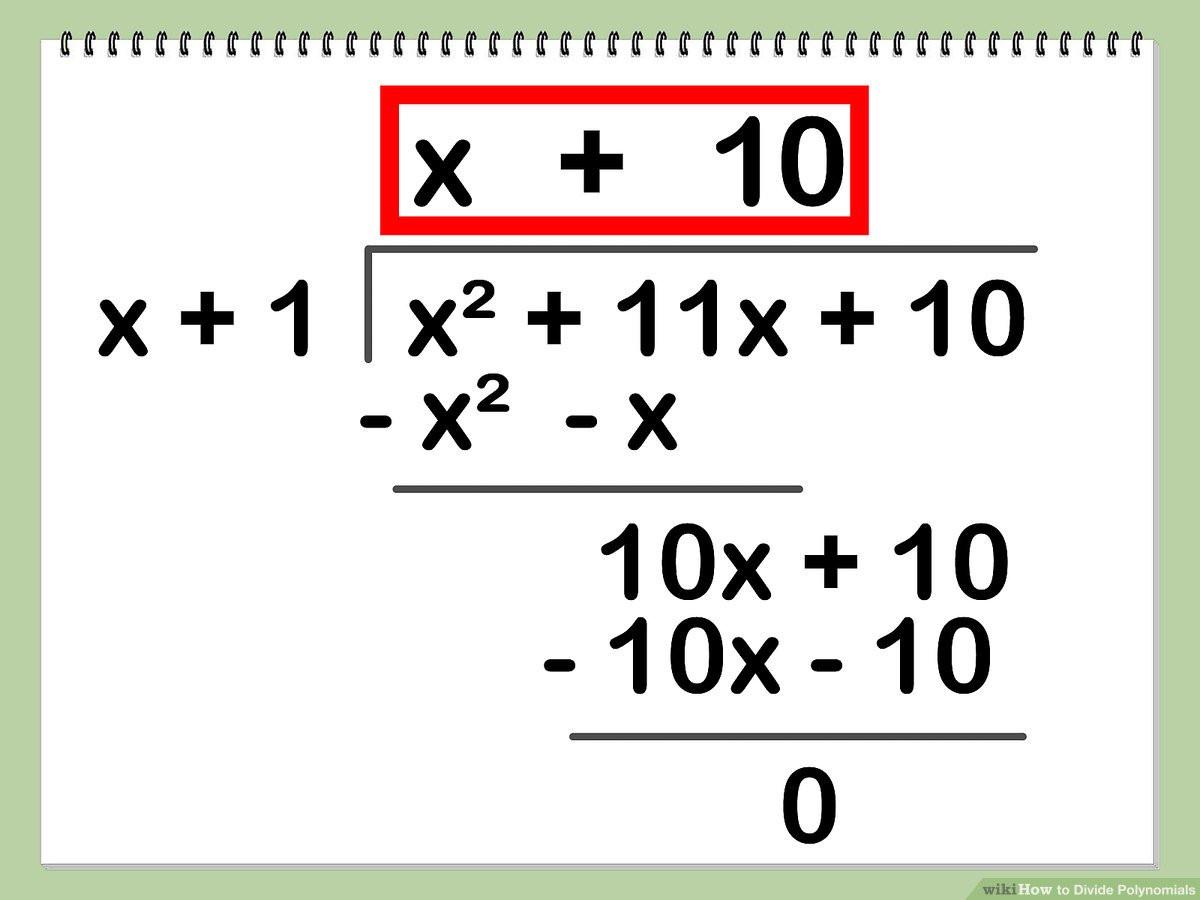 Dividing Polynomials by Monomials Worksheet