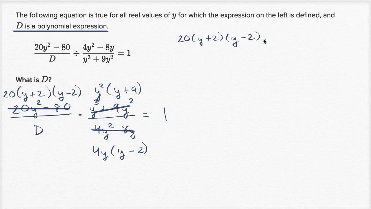 Dividing Rational Expressions Worksheet