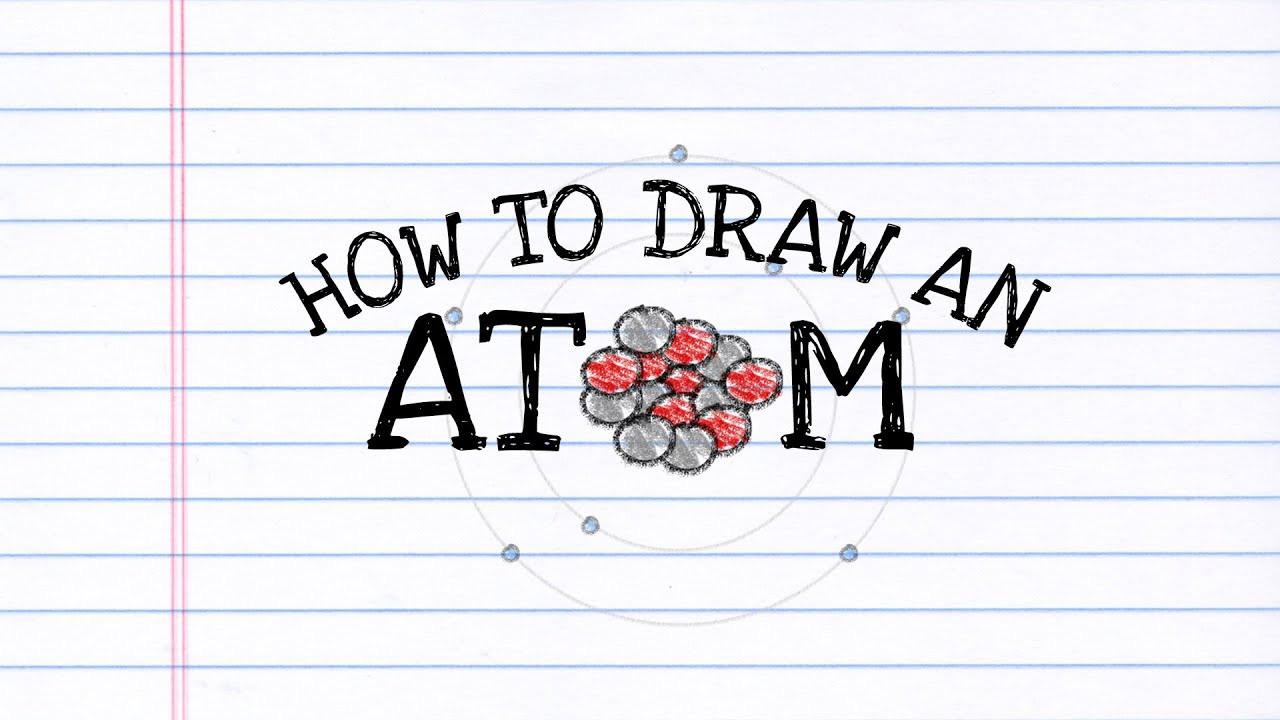 Drawing atoms Worksheet Answer Key