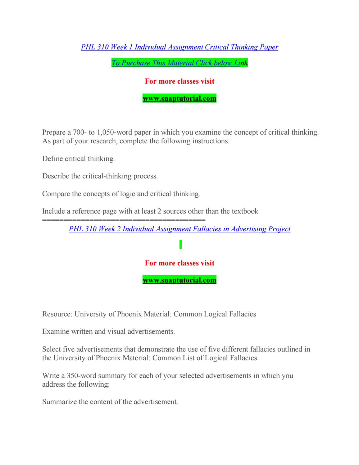 30 Logical Fallacies Worksheet with Answers | Education ...
