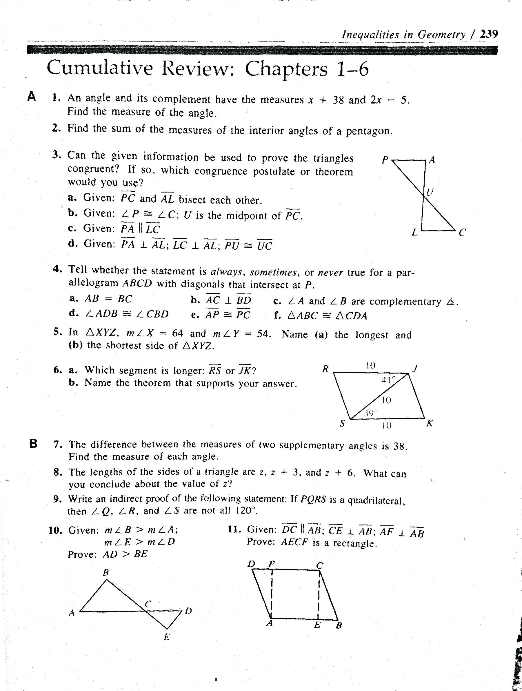 Midpoint and Distance formula Worksheet