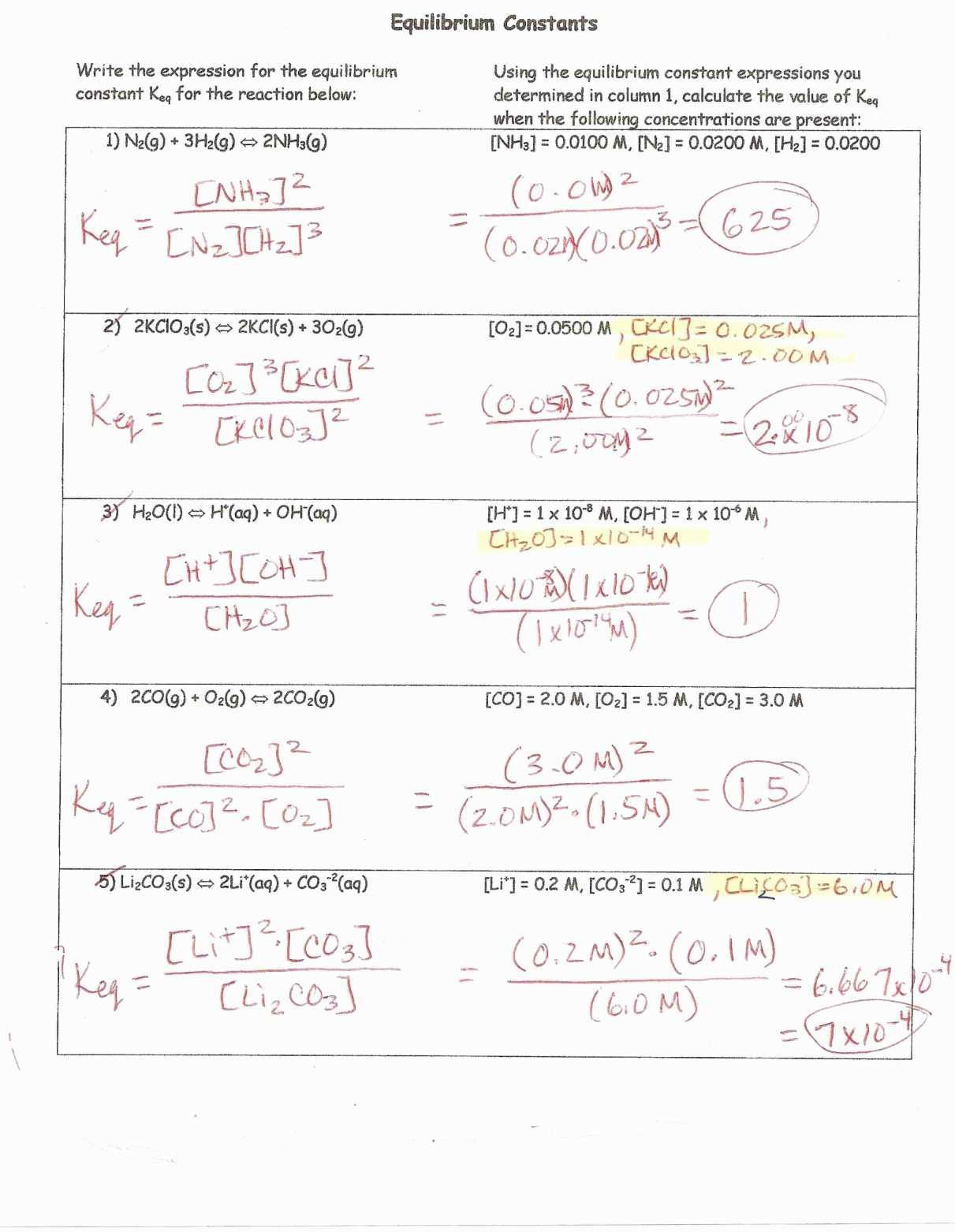 Nuclear Chemistry Worksheet Answers