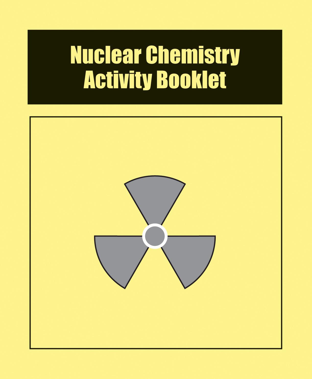 Nuclear Chemistry Worksheet K