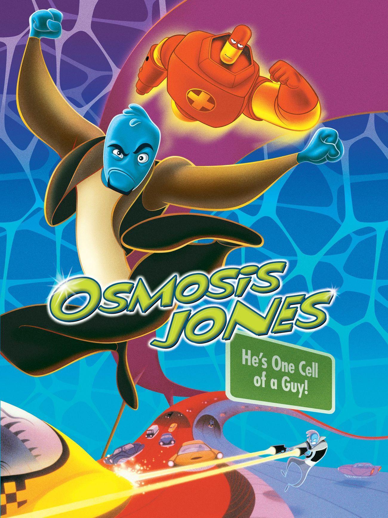 Osmosis Jones Movie Worksheet