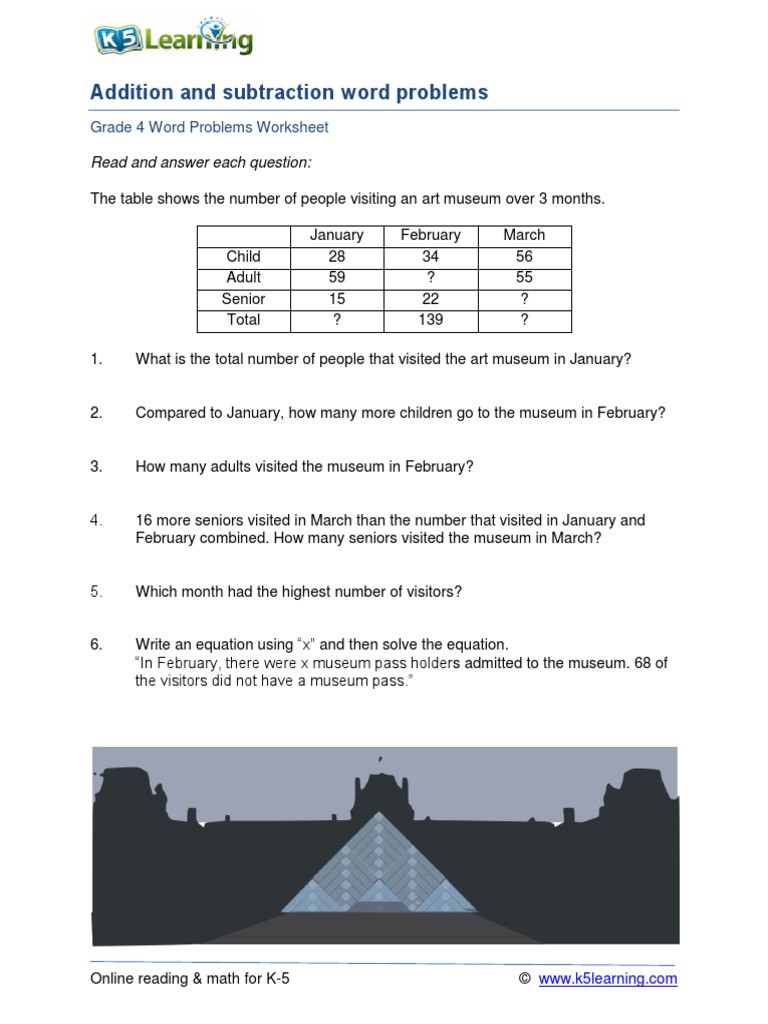 Slope Word Problems Worksheet