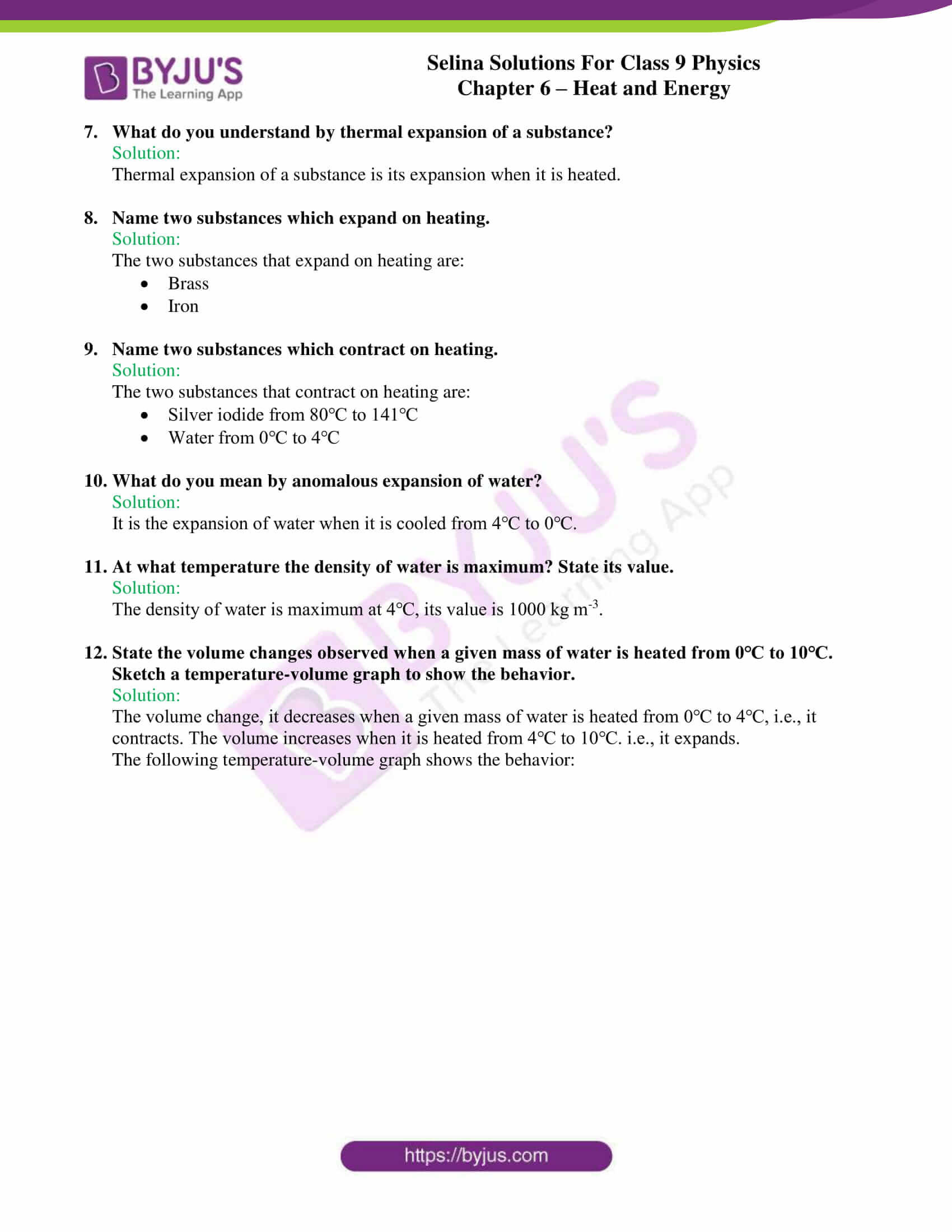 Temperature Conversion Worksheet Answers