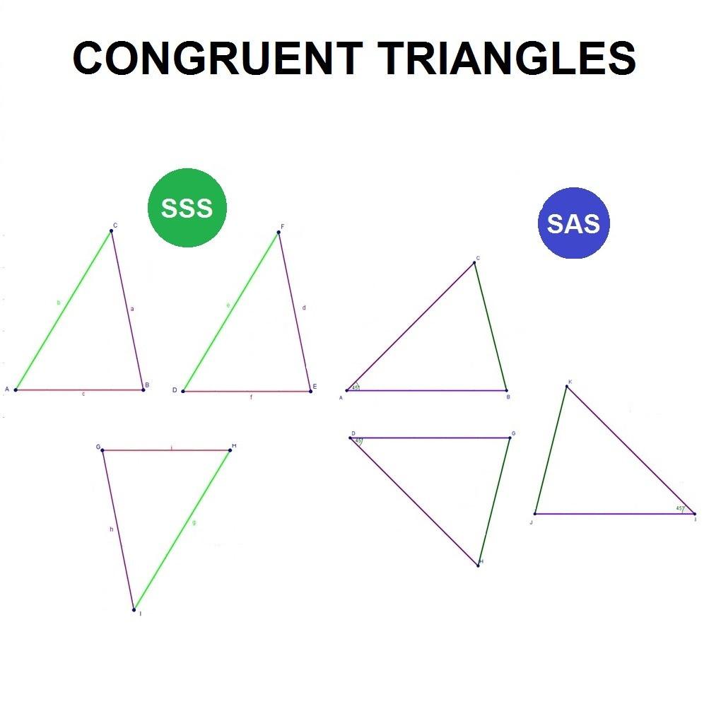 Triangle Congruence Worksheet Answer Key